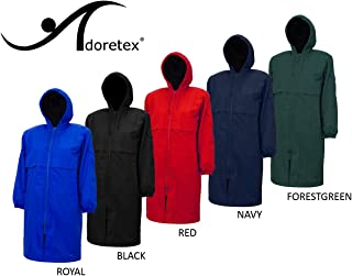 Adoretex Unisex Adults & Youth Swim Parka Water Resistant Warm Coat