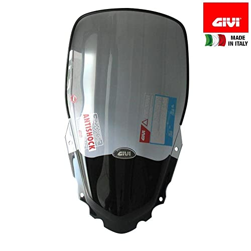 GIVI 408D Tall Wind Shield - Kawasaki KLR 650 (2008-2018)
