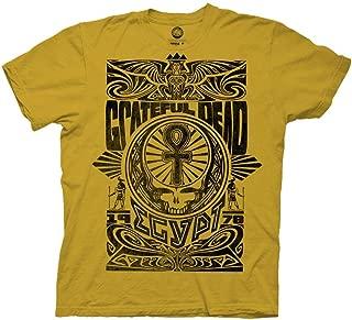 Grateful Dead Egypt 1973 Adult T-Shirt