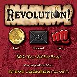 SJG Revolution 2nd Printing Card Game