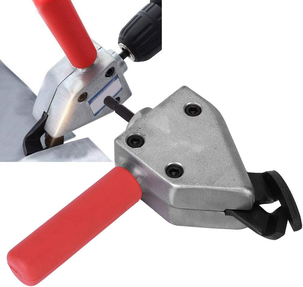 Electric High material Scissors Cutter Head 7Mm wholesale Sheet Hex Metal