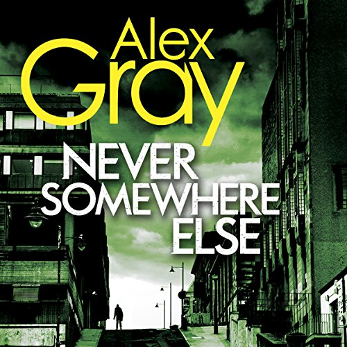 Never Somewhere Else audiobook cover art