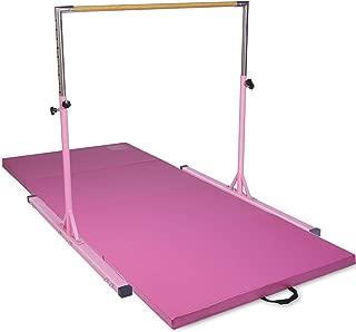 Best gymnastics bar with mat Reviews