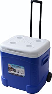 igloo 60 qt island breeze wheeled cooler