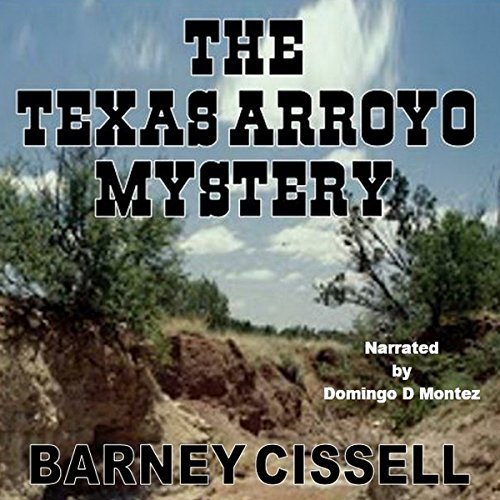 The Texas Arroyo Mystery audiobook cover art