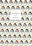 Father Christmas Notebook - Lined Pages - A4 - Premium: (Yellow Multi Edition) Fun Santa notebook 192 lined pages (A4 / 8.27x11.69 inches / 21x29.7cm)