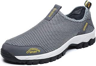 907f7c64 Zapatillas Hombres De Deporte Talla 39-48 Sin Cordones De Montañismo  Deporte Running Zapatos para