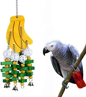 banana bird toy