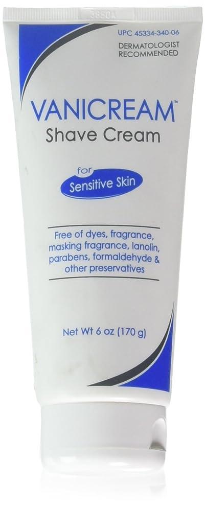 Vanicream Vanicream Shave Cream For Sensitive Skin, 6 Oz  (3 pack)