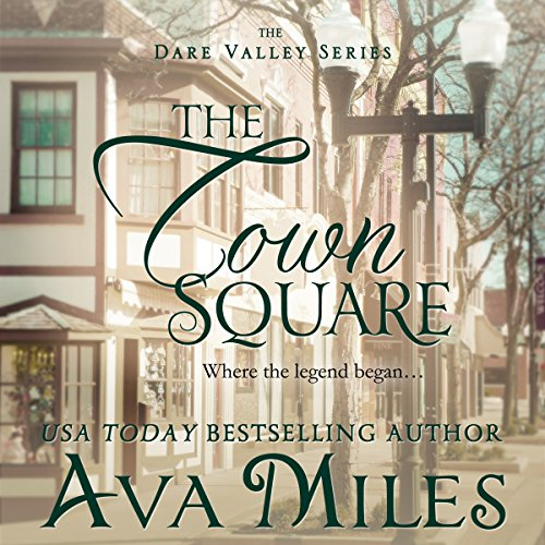 The Town Square audiobook cover art