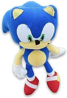 "New winking Sonic the Hedgehog Plush Soft Stuffed Toy Doll Blue 23cm 9/""  Gift"