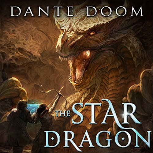 The Star Dragon audiobook cover art