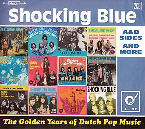 Golden Years of Dutch Pop Musi [Import Belge]