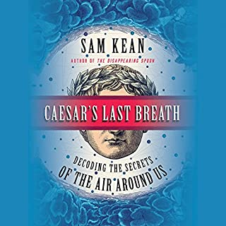 Caesar's Last Breath audiobook cover art