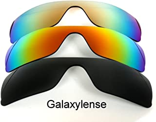Galaxylense Men's Replacement Lenses For Oakley Batwolf Polarized Clear