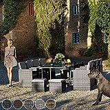 Zoom IMG-2 tectake 800823 set da giardino