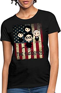 The Supremes Supreme Court Justices Women's T-Shirt