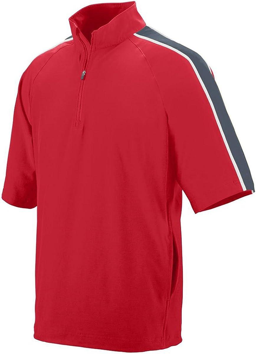 Augusta Sportswear Men's Some reservation Quantum Pullover Sleeve Short trend rank