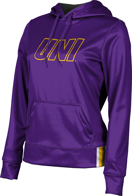 University of Northern Iowa Girls' Pullover Hoodie, School Spirit Sweatshirt (Solid)