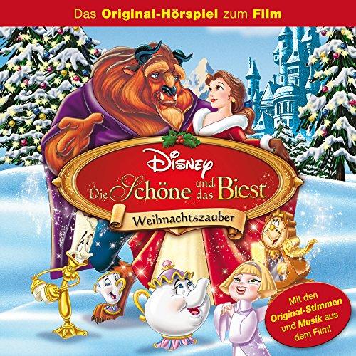 Die Schöne und das Biest - Weihnachtszauber (Das Original-Hörspiel zum Film)