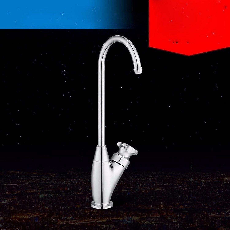 Gyps Faucet Waschtisch-Einhebelmischer Waschtischarmatur BadarmaturDie kupfernen Küche-Wannen Zapfhhne an den Wassernapf Waschbecken Wasserhahn Bleifrei bis Eine Einzige kalt Wasserhhne Drehen