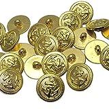 chenkou Craft 13/mm Cute ladyburg mariquita pl/ástico botones de costura 100pcs