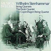 String Quartets Nos. 5 & 6 by WILHELM STENHAMMAR (1994-07-25)