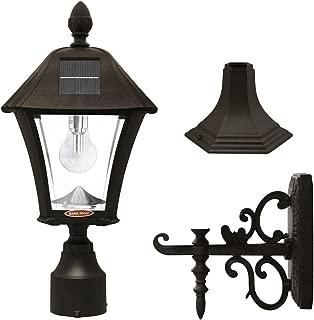 Best exterior solar lighting fixtures Reviews