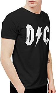 AlexisW Dashboard Confessional Logo Men's Tees Black