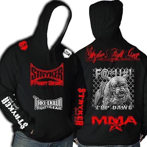 365a324b0984e MMA Hoodies: Amazon.com