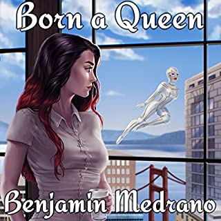 Couverture de Born a Queen