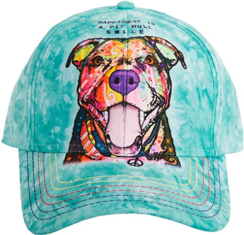 The Mountain Damen Love Shepherd Baseball Cap, blau/grün, Einheitsgröße