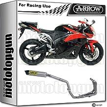 ARROW ESCAPE COMPLETO COMPETITION EVO MAXI RACE-TECH TITANIUM CON FONDO CARBY COMPATIBLE CON HONDA CBR 600 RR -ABS- 2009 09 71075CKR