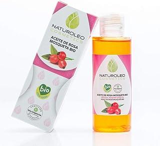 comprar comparacion Naturoleo Cosmetics - Aceite Rosa Mosqueta BIO - 100% Puro y Natural Ecológico Certificado - 50 ml