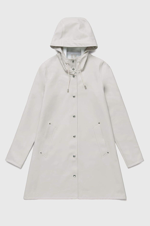(ストゥッテルハイム) STUTTERHEIM Women`s MOSEBACKE Waterproof hooded Raincoat レディース防水フード付きレインコート(並行輸入品)