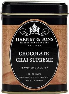 Harney & Sons Chocolate Chai Supreme 4 oz tin