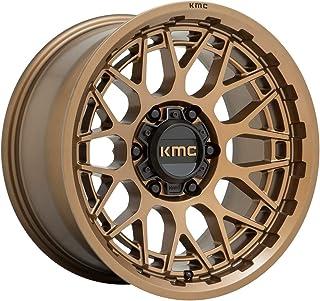 18mm Satin Black Wheel Rim 20 Inch KMC KM100 Sync 20x9 5x5//5x5.5