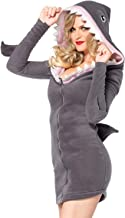 Leg Avenue Women's Cozy Fleece Shark Halloween Costume