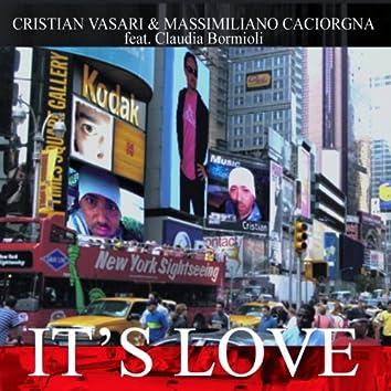 It's love (feat. Claudia Bormioli)