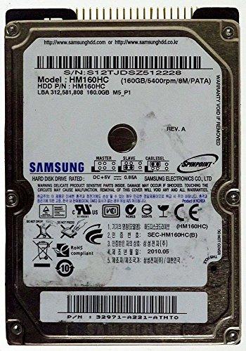 160GB HDD Samsung HM160HC für Notebooks IDE ID10251