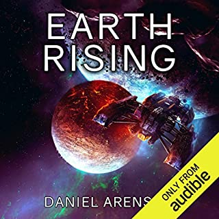 Earth Rising     Earthrise, Book 3              By:                                                                                                                                 Daniel Arenson                               Narrated by:                                                                                                                                 Jeffrey Kafer                      Length: 7 hrs and 26 mins     526 ratings     Overall 4.2