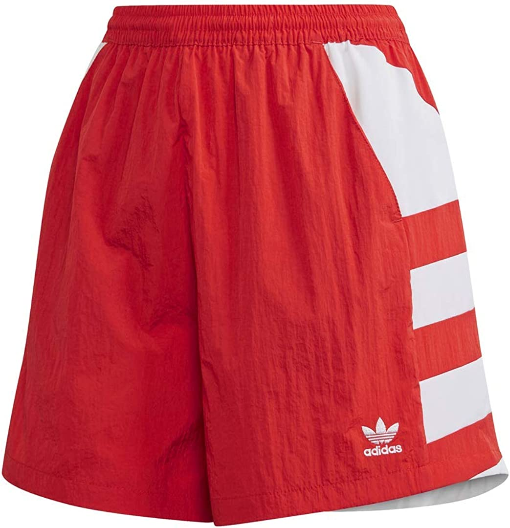 adidas Colorado Our shop OFFers the best service Springs Mall Originals Women's Large Shorts Logo