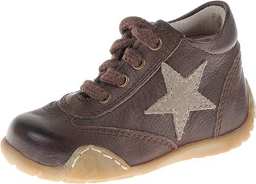 Bisgaard 1100307 Chaussures Basses pour Garçon Marron