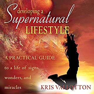 Developing a Supernatural Lifestyle cover art