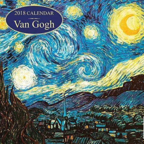 2018 Calendar: Van Gogh