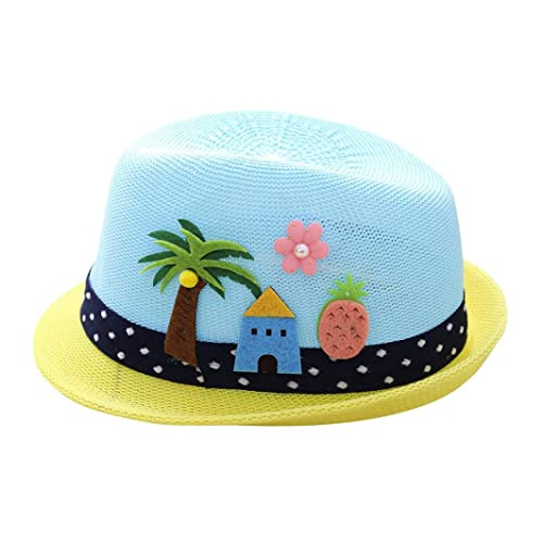 b9b8fa6f53f Evansamp Summer Sun Hat for Baby Boy Girls