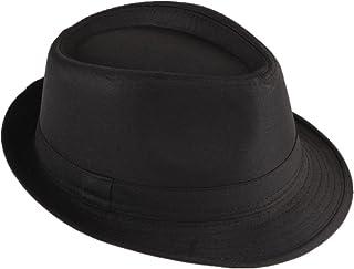 Cappello Di Paglia Panama Fedora Trilby Gangster Cappello Sole Cappello Con Nastro Street Style