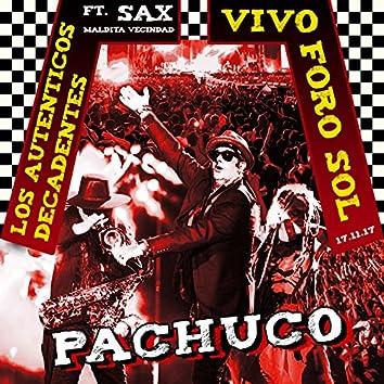 """Pachuco (feat. """"Sax"""" Maldita Vecindad - en Vivo en el Foro Sol - 17.11.17)"""