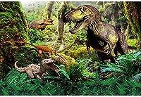 パズル300/500/1000/1500個の恐竜時代の漫画アニメーションラブリー大人ボーイズガールズキッズ幼児解凍漫画アニメ木製デッサン木のおもちゃ (Color : F, Size : 300pcs)