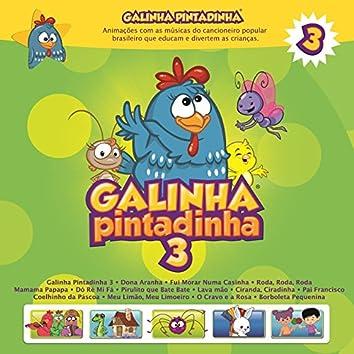 Galinha Pintadinha, Vol. 3
